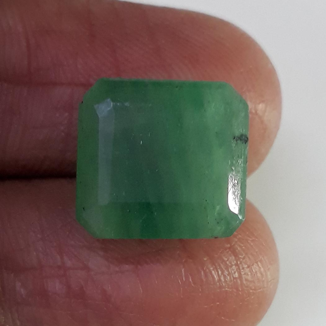 9.13 Ratti Natural Emerald with Govt Lab Certified-(2331)