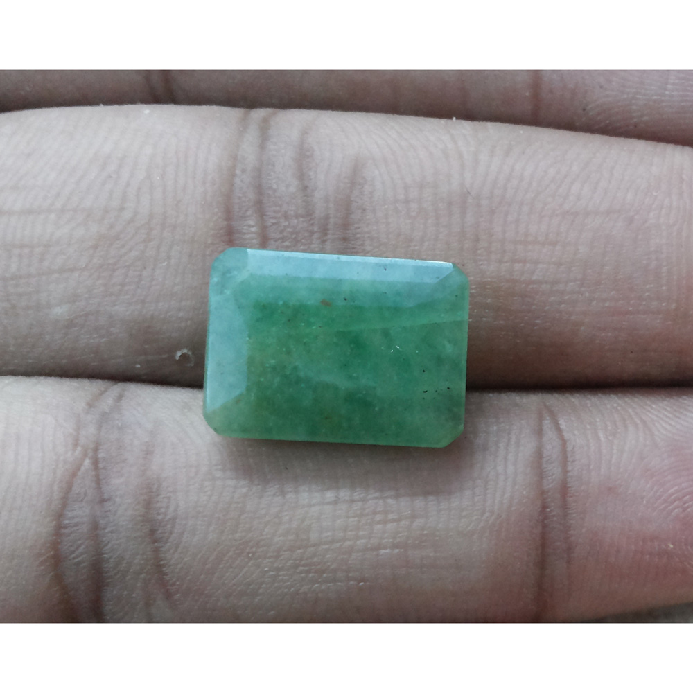 11.45 Ratti Natural Panna Stone with Govt. Lab Certified-(2331)