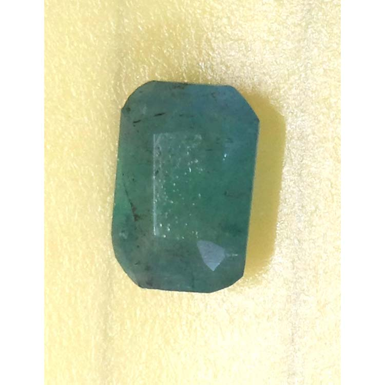 1.62 Ratti Natural Panna Stone with Govt. Lab Certified-(6771)