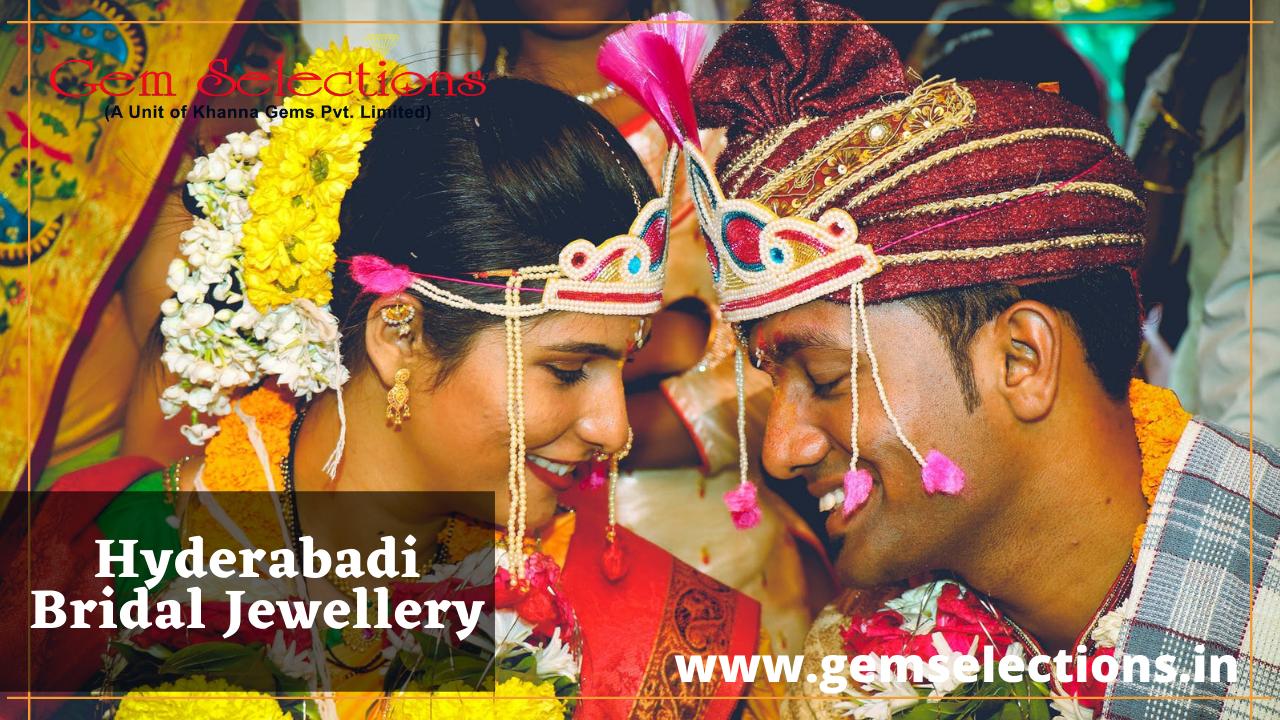 Hyderabadi bridal jewellery