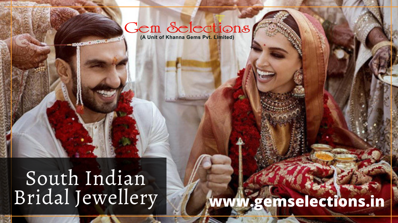 South india Bridal wedding  jewellery