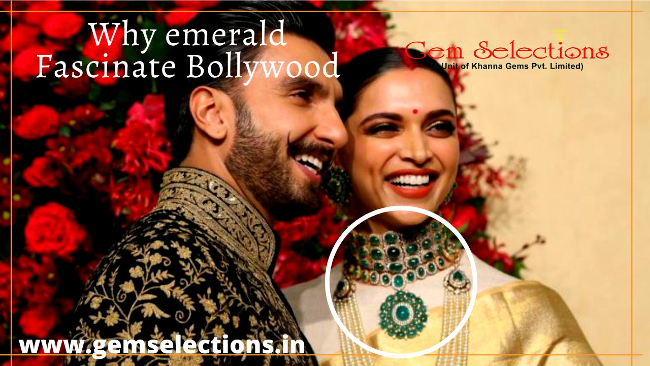 Why emerald jewellery fascinates Bollywood