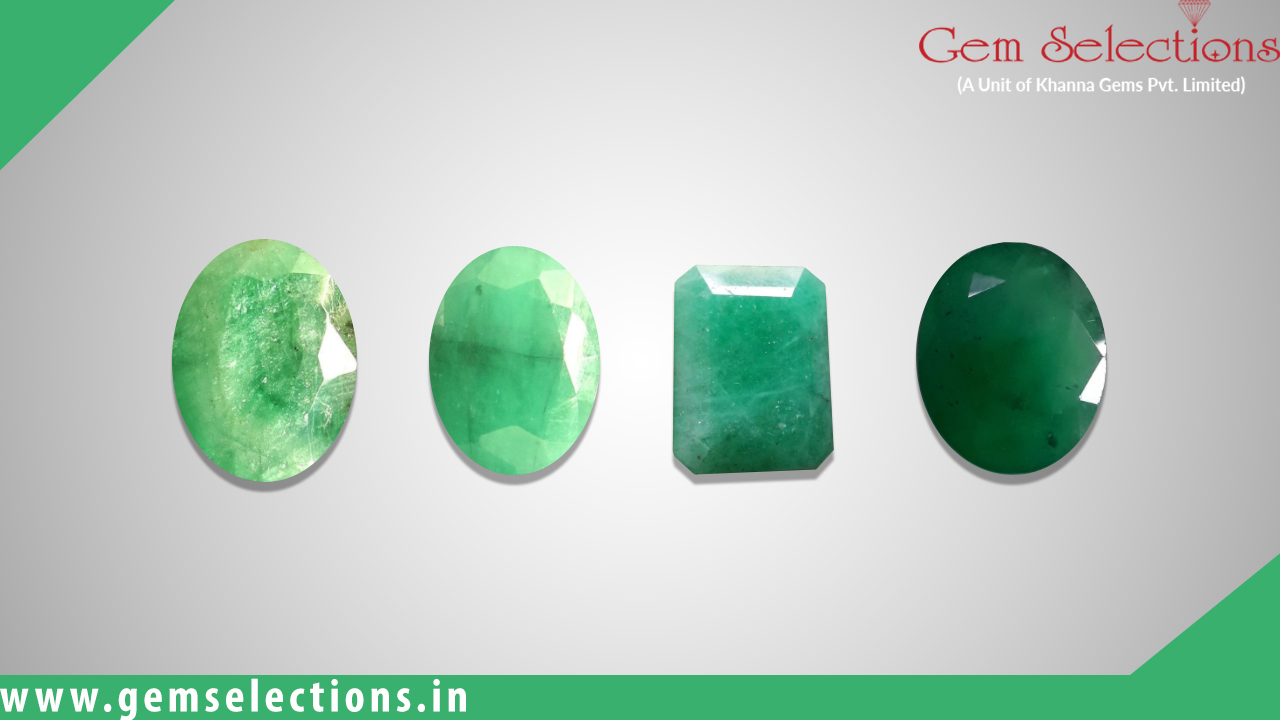 What color emerald is best