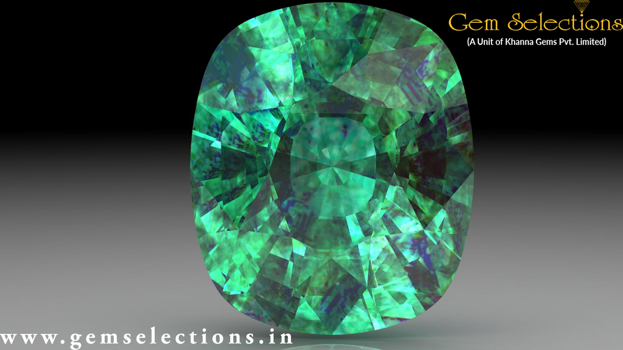 What chakra is emerald?