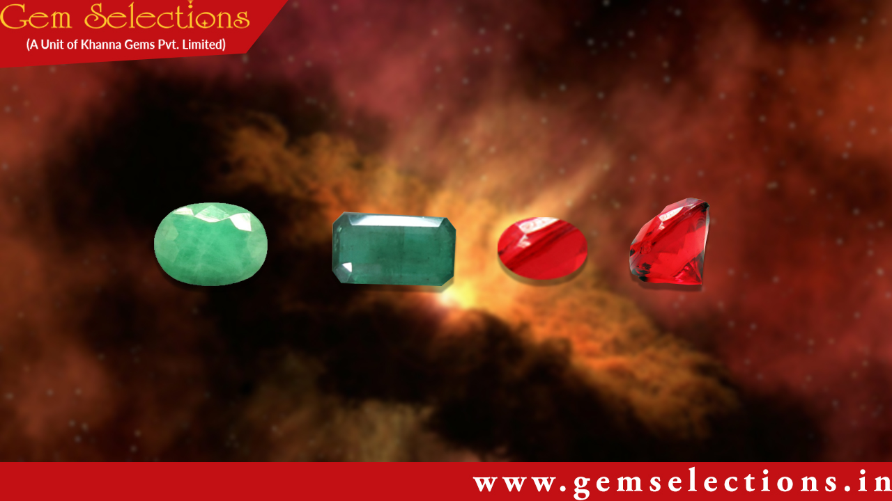 Which is more worth emerald or ruby?