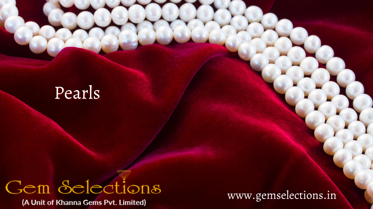 Which is the best type of pearls black, golden or white pearl