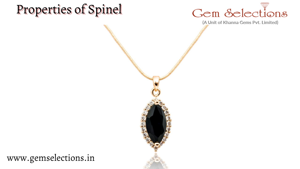 Properties of Spinel