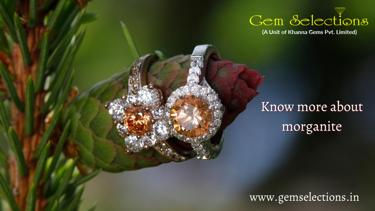 Know more about morganite