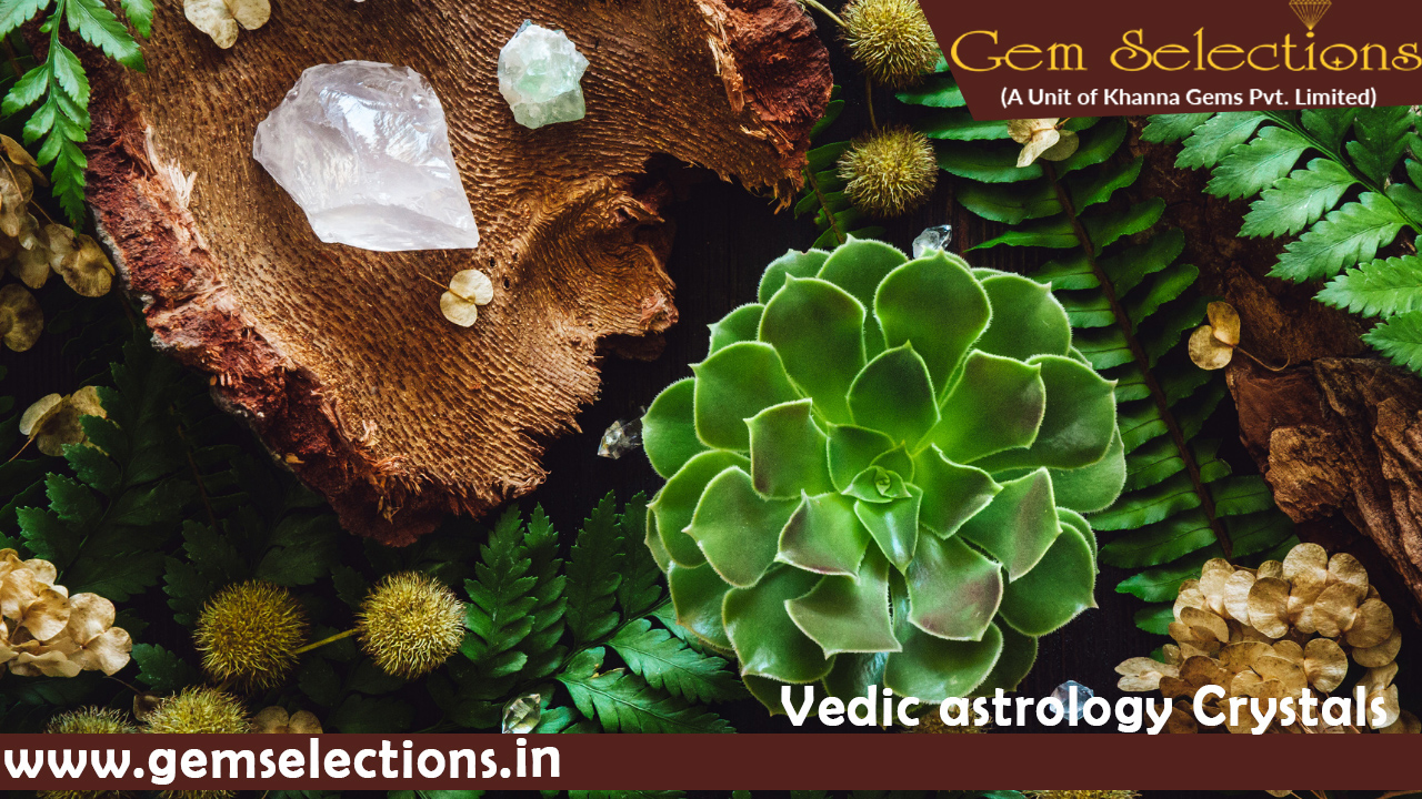 Vedic Astrology Crystals