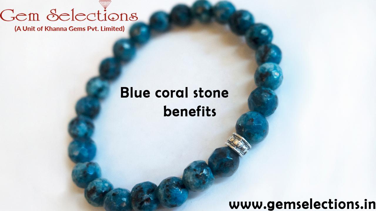 Blue Coral Gemstone Benefits