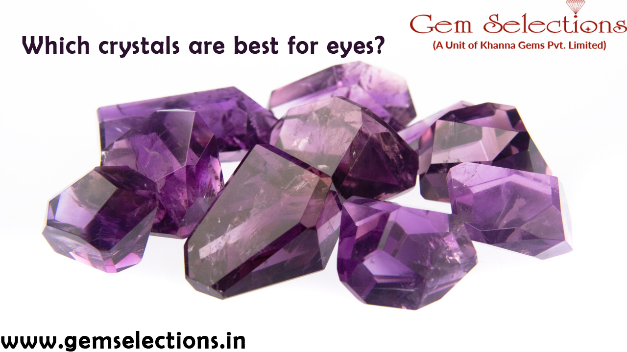 Which crystals are best for eyes?