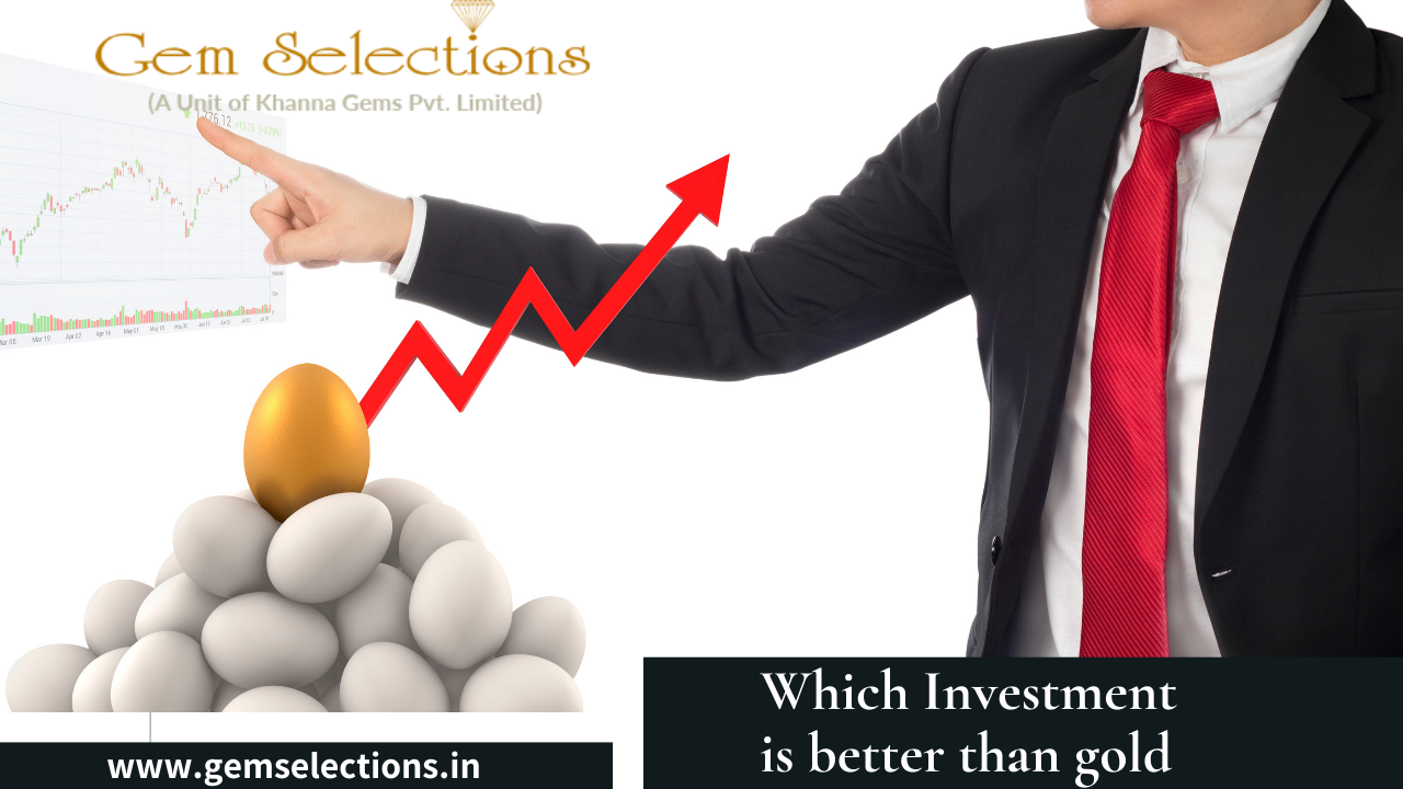 Which Investment Better Than Gold?