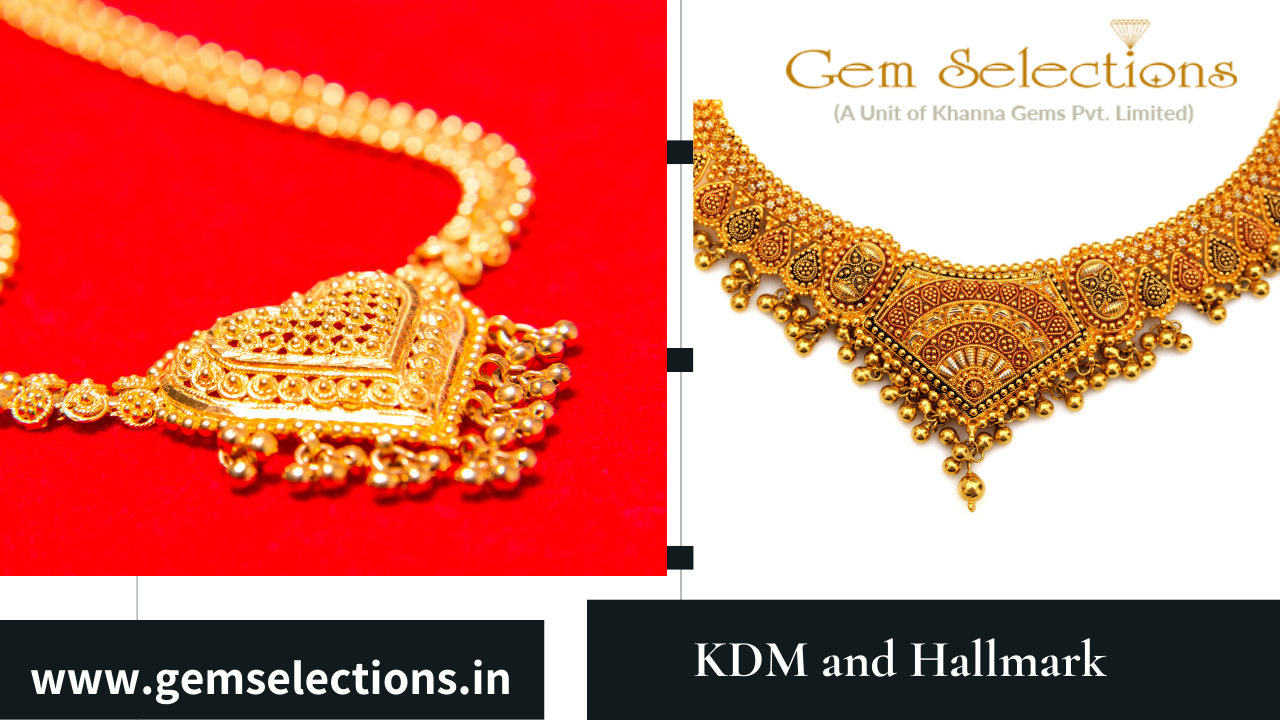 Which gold is the best KDM or Hallmark?