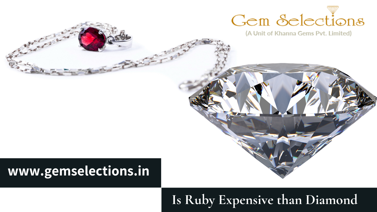 Is ruby expensive than diamond