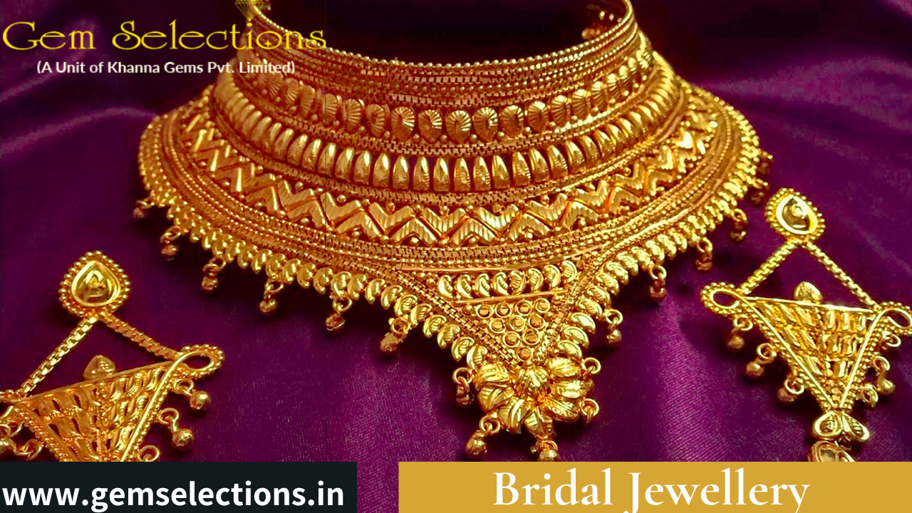 About bridal jewelry