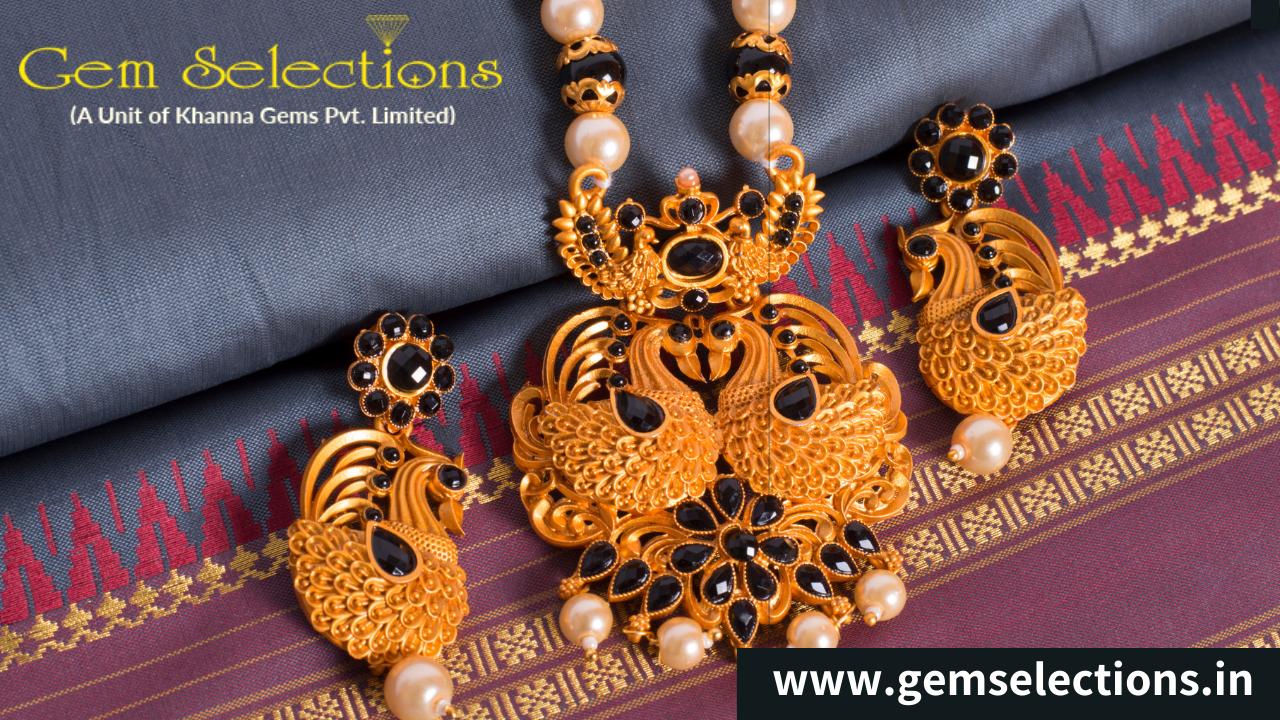 Know more about temple jewellery