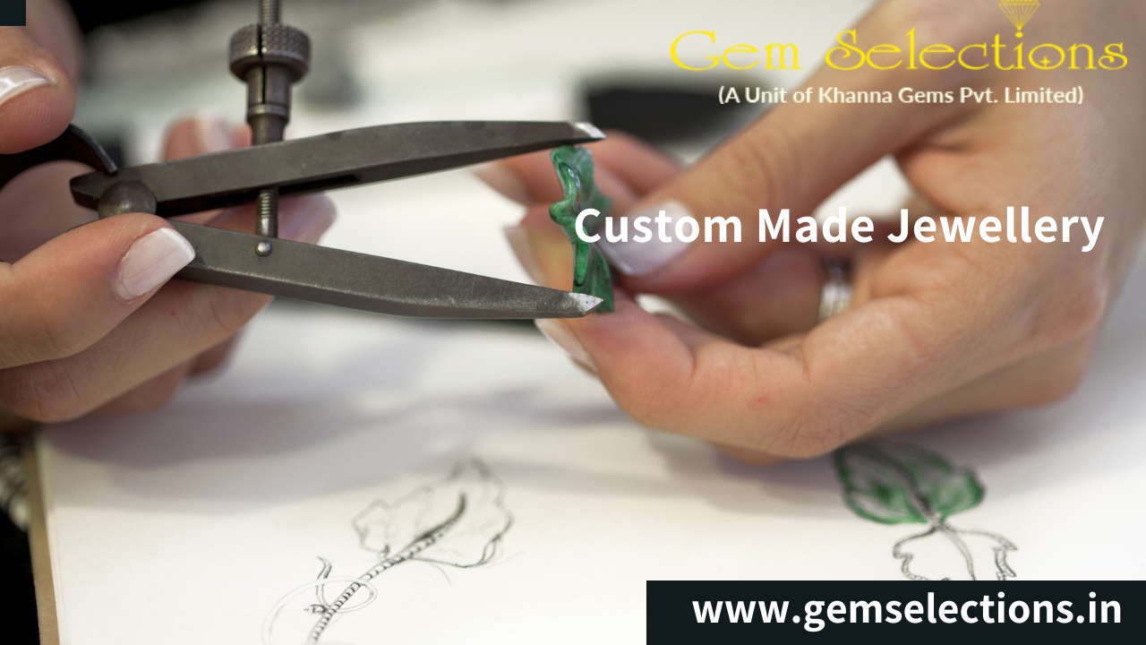 Things to keep in mind for custom jewelry?