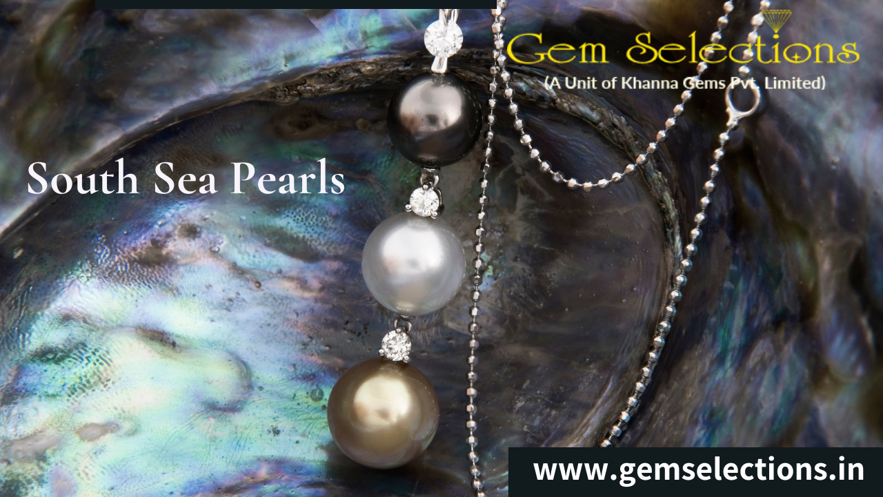 Benefits of wearing south sea pearls