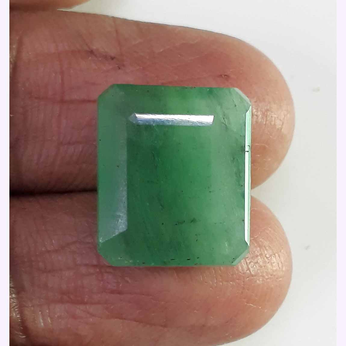 11.49 Ratti Natural Panna Stone with Govt. Lab Certified-(2331)